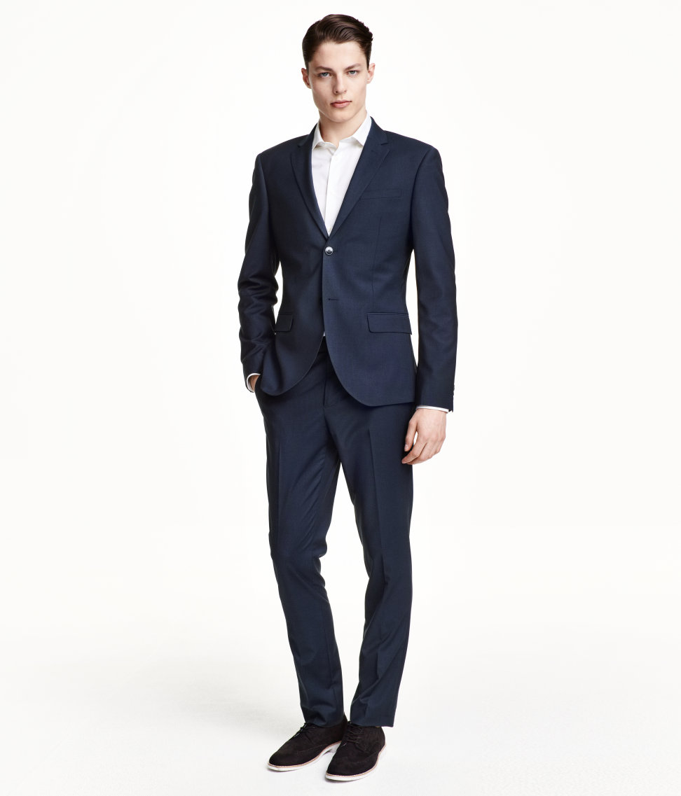 Suit Pants Slim fit $34.99
