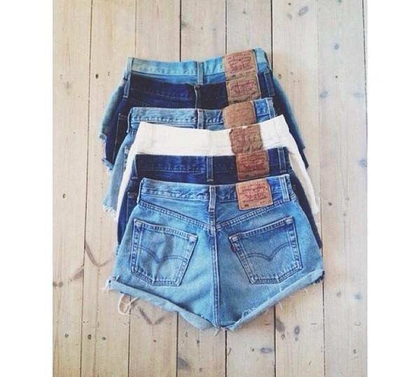 shorts hipster High waisted shorts