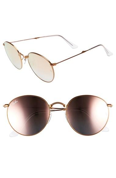 Ray-Ban 53mm Folding Sunglasses   Nordstrom
