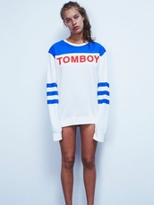 shirt,tomboy shirt,tomboy,long sleeves