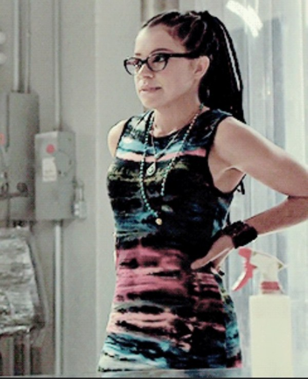 dress sleevless dress orphan black tatiana maslany cosima niehaus bodycon dress simple dress