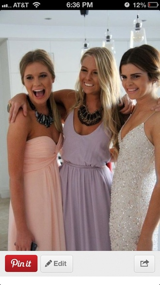 dress prom pink pastel love maxi gown peach strapless long prom dress sweetheart sweetheart neckline sleeveless blouse stay classy ➰➰➰