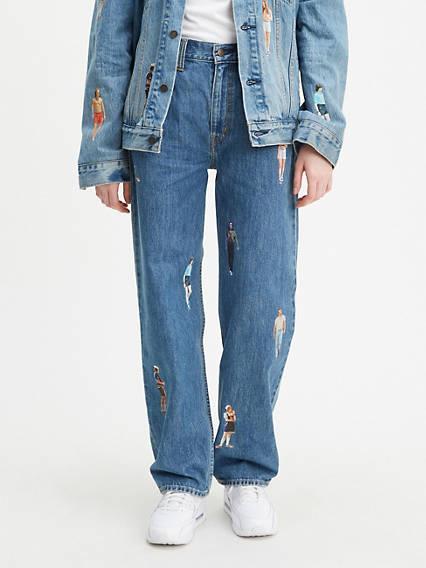 Levi's x Stranger Things Dad Jeans - Women's