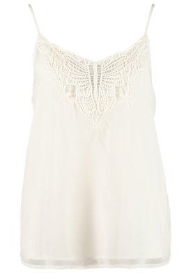 ONLY BELIN - Bluse - cloud dancer - Zalando.de