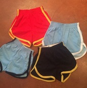 shorts,gym shorts,vintage shorts,High waisted shorts