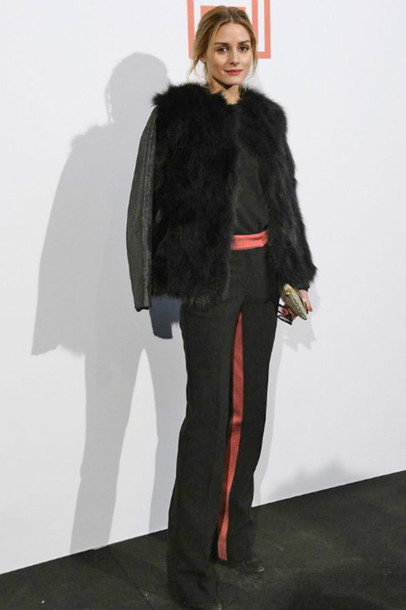 pants olivia palermo fashion fashion week 2015