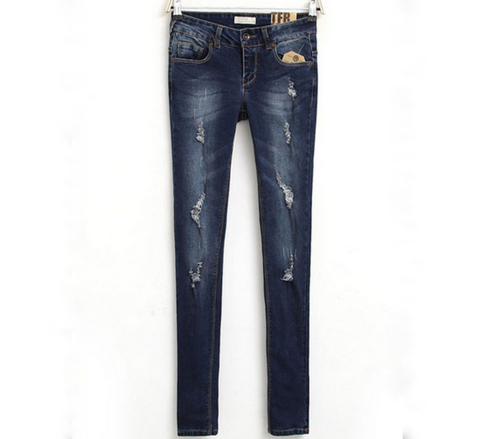 Amaya torn skinny jeans · love, fashion struck ·