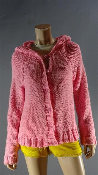 cardigan yolandi visser pink sweater cute yolandivisser