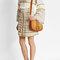 High-waisted woven mini skirt - see by chloé | women | gb stylebop.com