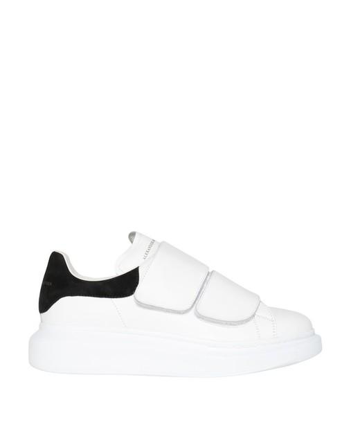 Alexander Mcqueen sneakers leather shoes