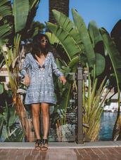 honey n silk,blogger,patterned dress,sandals,summer outfits,shoes,bag