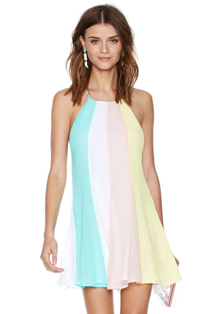 Nasty Gal Candy Coated Dress at Nasty Gal