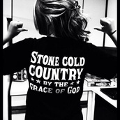 t-shirt,shirt,country,grace of god,country style