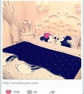 sweater,minnie mouse,mickey mouse,cute,bedding,home accessory,disney,black,white,bedroom,bed room set