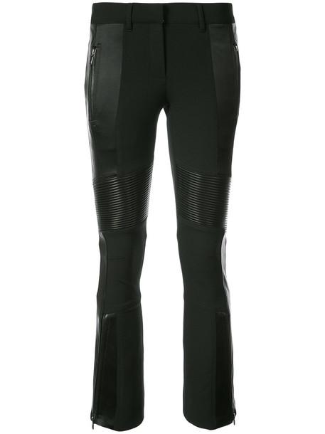 BARBARA BUI women spandex black pants
