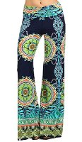 Amazon.com: Womens Fold Over Waist Wide Leg Palazzo Pants: Clothing