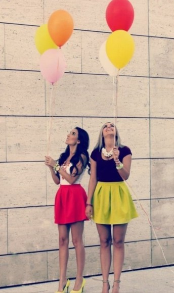 skirt yellow yellow skirt red skirt pink skirt