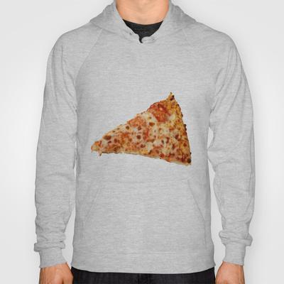 Pizza hoody by sara khaled