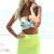 Green Mini Skirt - Neon Green Bodycon Skirt with | UsTrendy