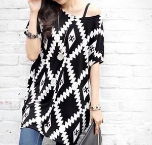 cute aztec blouse top clothes t-shirt girly fashion dress kawaii fall outfits