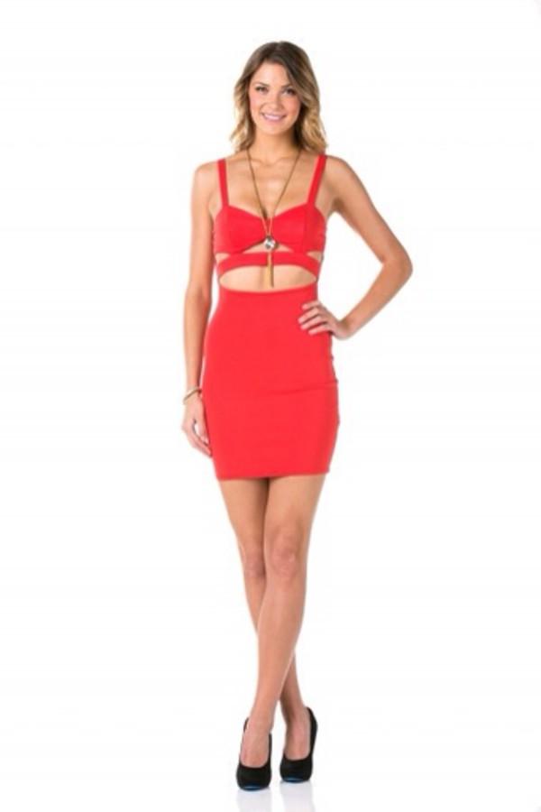 red dress dress cute dress cut offs fashion fall outfits