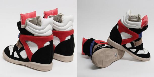 high top sneaker sneakers high sneakers isabel marant