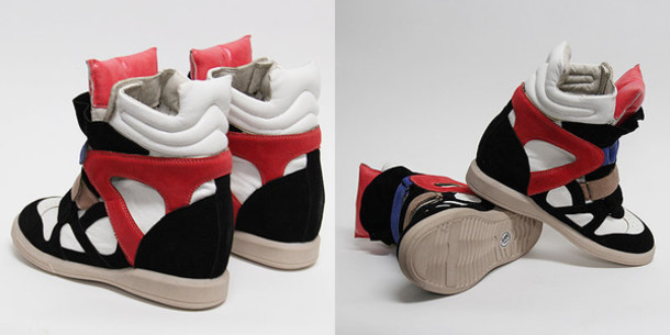 high top sneaker sneakers high sneakers isabel marant