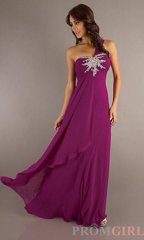 Wholesale High Low One Shoulder Floor Length Prom Dress Dresses - Buy One Shoulder Floor Length Prom Dress