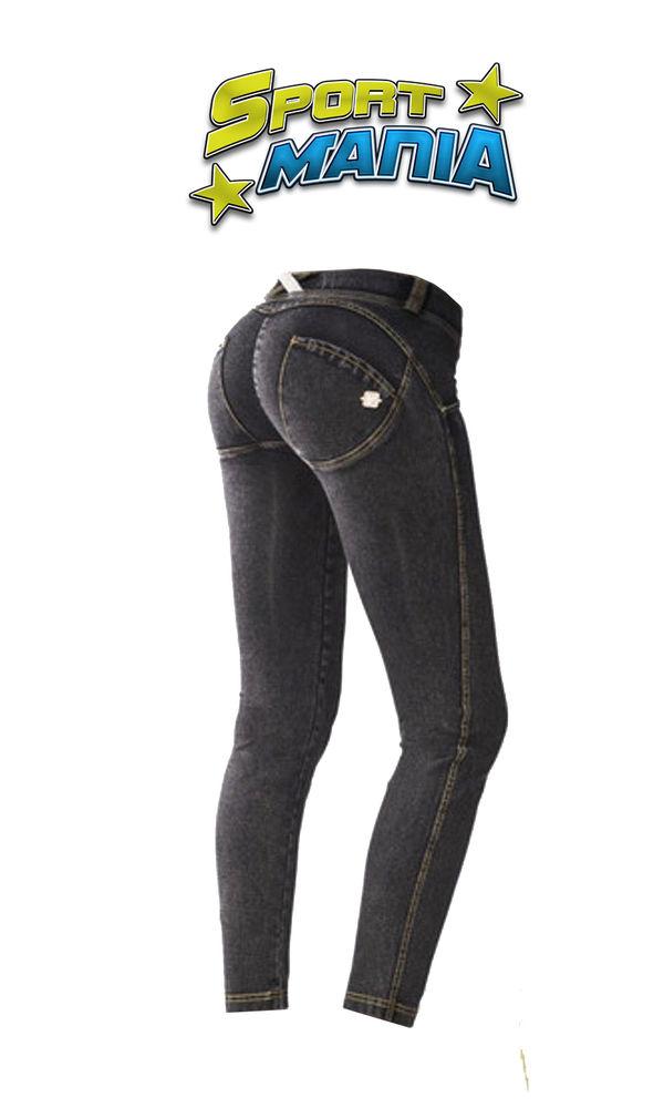 Freddy Wr.Up Jeans Scuro Pantalone Donna Skinny Fit WRUP1LA1E J9/Y 2014