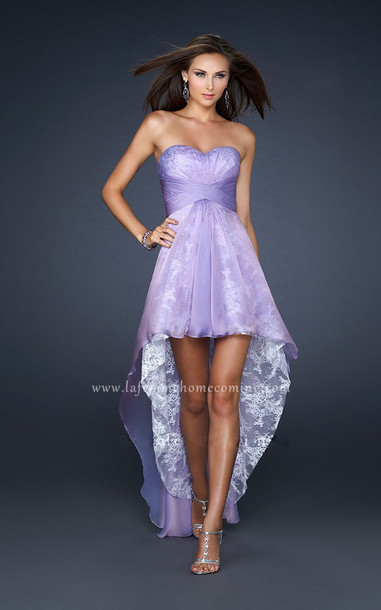 dress la femme 17576 homecoming dress