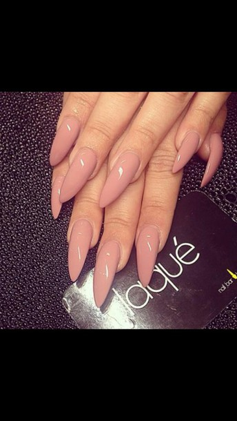 nail polish long lasting nude shiny dusty pink