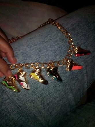 jewels jordans charm bracelet bracelets sneaker heads
