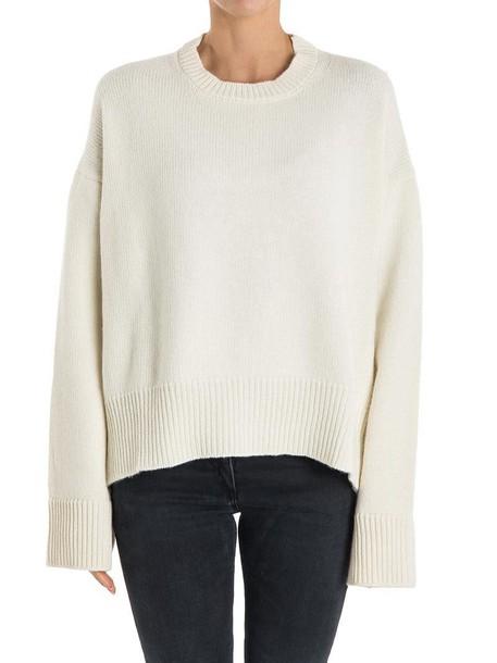 Giada Benincasa sweater wool sweater wool white