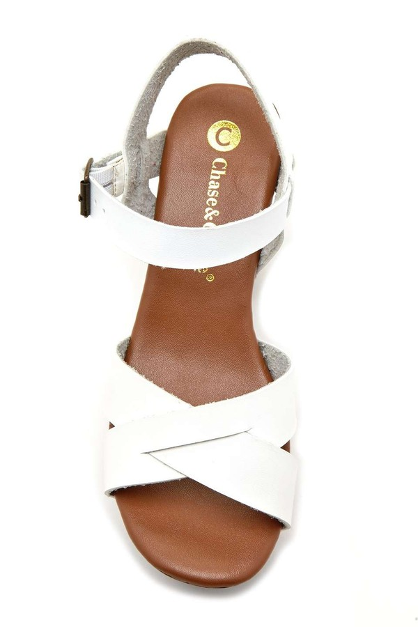 shoes white strappies