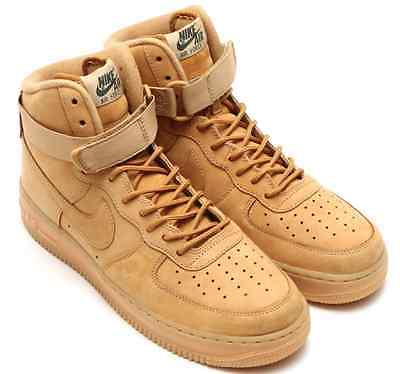 Nike Air Force 1 High '07 LV8 Flax Wheat Collection 806403