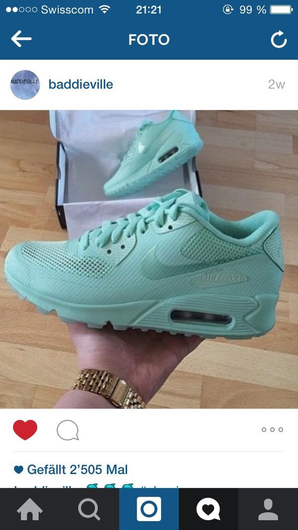 Nike Air Max 1 Ultra Moire Fiberglass Teal Turquoise Blue Thea Free Women's