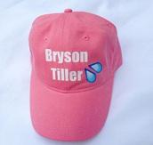 hat,brysontiller,pink,cap,snapback,accessories,trendy,dope,bryson tiller