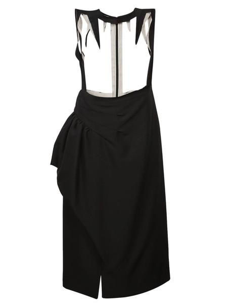 MAISON MARGIELA dress cut-out