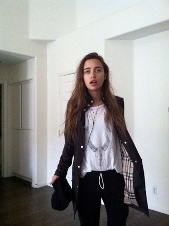 jacket shirt black coat black coat