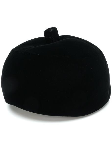 vintage hat black