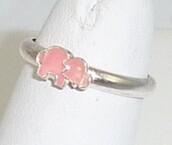 jewels,ring,toe ring,fashion,elephant,jewelry,silver,sterling silver,vintage,vintage jewelry,silver ring,vintage jewels