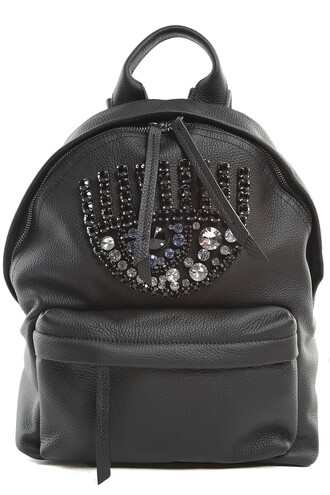 mini embellished backpack mini backpack leather bag