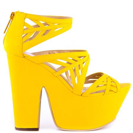 Trego - Yellow, Michael Antonio Studio, 99.99, FREE 2nd Day Shipping!