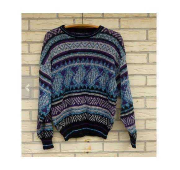 sweater jumper womens vintage