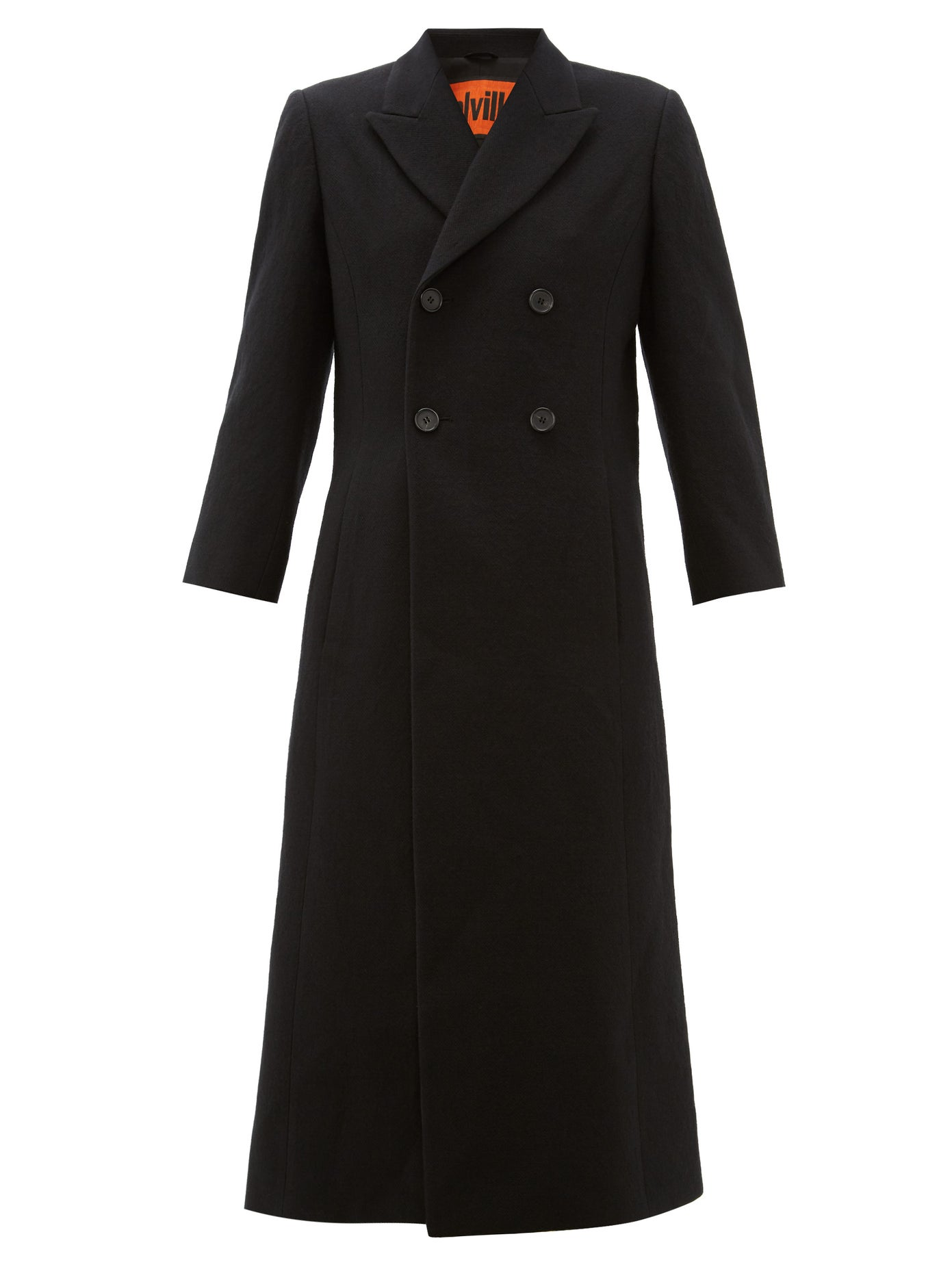 Military double-breasted wool coat | Colville | MATCHESFASHION FR