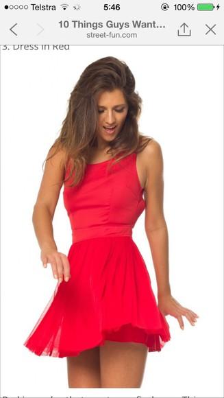 dress mini dress red dress sexy dress red clubwear