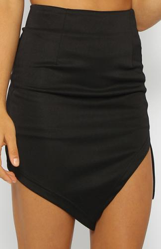 Delicate Skirt - Black