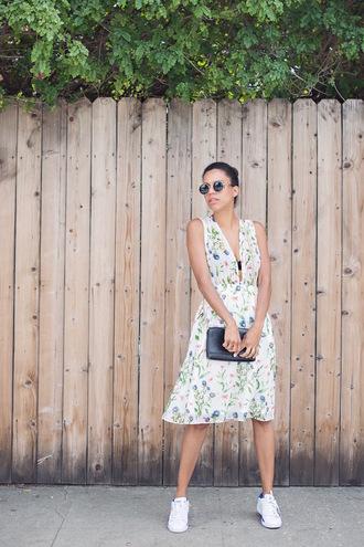 style me grasie blogger dress shoes bag sunglasses make-up