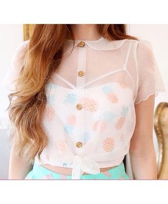 blouse cutiepiemarzia sheer