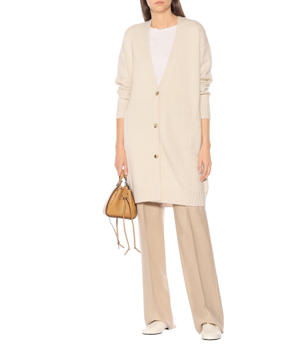 Pina wool and cashmere cardigan